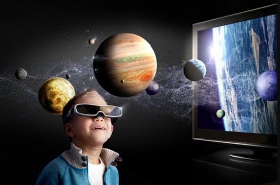 29 de Abril - 1953 — A primeira emissora experimental de televisão 3D dos Estados Unidos exibe um episódio de Space Patrol na afiliada da ABC de Los Angeles KABC-TV.