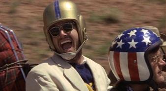 22 de Abril de 1937 – Jack Nicholson, em Easy Rider com Peter Fonda.
