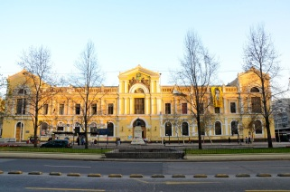 17 de Setembro – 1843 – Inaugurada a Universidade do Chile.