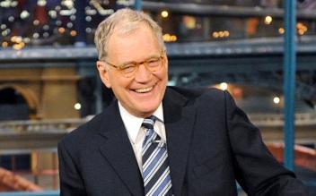 12 de Abril - 1947 — David Letterman, apresentador de televisão e comediante estadunidense.