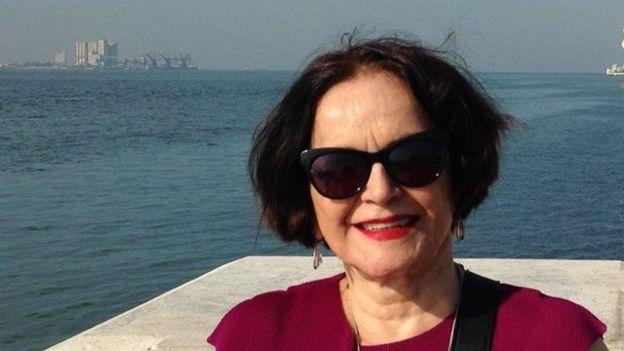 Alba Zaluar coordenou durante anos grupo de pesquisa sobre violência e estudou o narcotráfico nas favelas cariocas - ARQUIVO PESSOAL