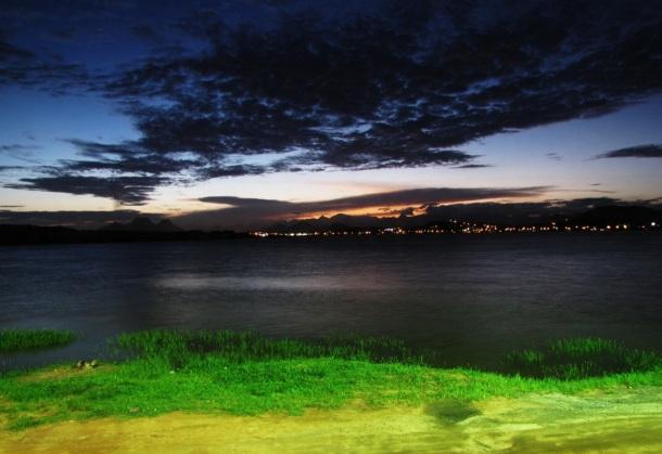 29 de Julho - Lagoa de Imboassica — Macaé (RJ) — 204 Anos em 2017.