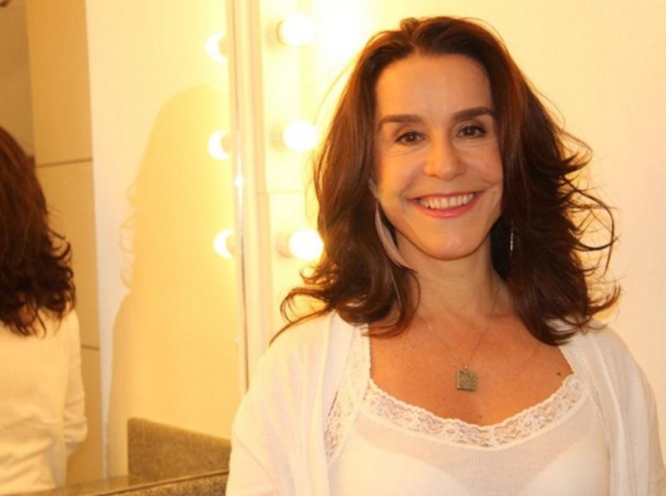 20 de maio - Lucélia Santos, atriz brasileira