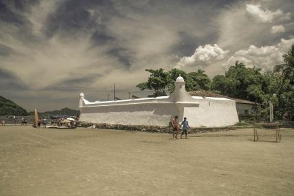 19 de Maio - Forte São João, em Bertioga - SP.